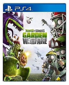 Plants vs Zombies Garden Warfare para ps4 - Mídia Digital