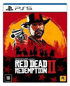 Red Dead Redemption 2  para PS5 - Mídia Digital