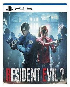Resident Evil 2 para PS5 - Mídia Digital
