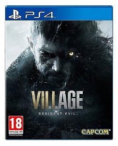 Resident Evil Village para PS4 - Mídia Digital