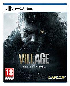 Resident Evil Village para PS5 - Mídia Digital