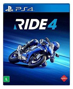 Ride 4 para PS4 - Mídia Digital