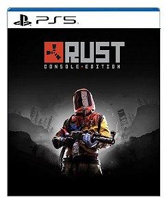 Rust Console Edition para ps5 - Mídia Digital