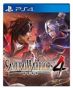 Samurai Warriors 4 para ps4 - Mídia Digital