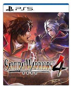 Samurai Warriors 4 para ps5 - Mídia Digital