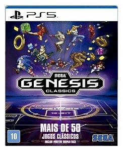 Sega Genesis Classics para PS5 - Mídia Digital