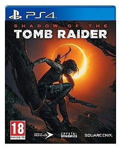 Shadow of the Tomb Raider para ps4 - Mídia Digital