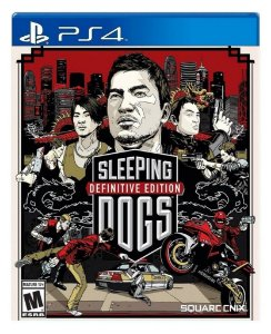 Sleeping Dogs™ Definitive Edition para ps4 - Mídia Digital