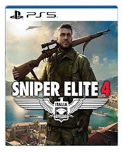 Sniper Elite 4 para ps5 - Mídia Digital