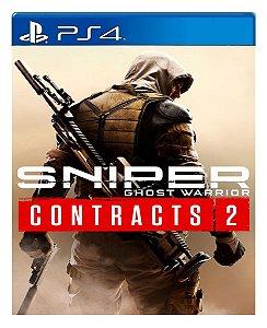 Sniper Ghost Warrior Contracts 2 para ps4 - Mídia Digital