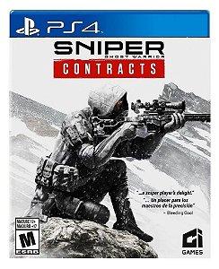 Sniper Ghost Warrior Contracts para ps4 - Mídia Digital