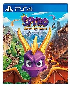 Spyro para PS4 - Mídia Digital