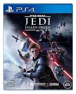 Star Wars Jedi Fallen Order para PS4 - Mídia Digital