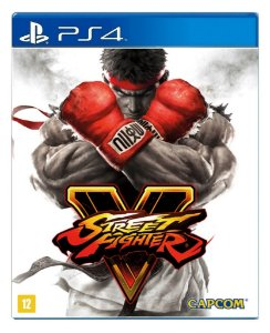 Street Fighter V para PS4 - Mídia Digital