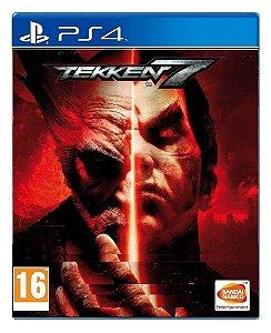 Tekken 7 para PS4 - Mídia Digital