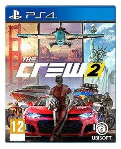 The Crew 2 para PS4 - Mídia Digital