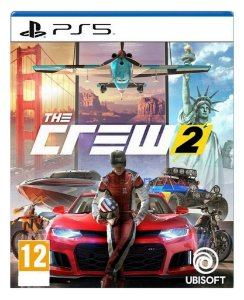 The Crew 2 para PS5 - Mídia Digital