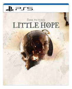 The Dark Pictures Anthology Little Hope para ps5 - Mídia Digital