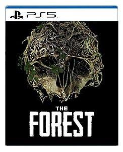 The Forest para ps5 - Mídia Digital