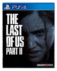 The Last of Us Part II para PS4 - Mídia Digital