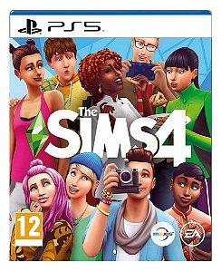 The Sims 4 para PS5 - Mídia Digital