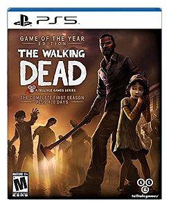 The Walking Dead: First Season para ps5 - Mídia Digital