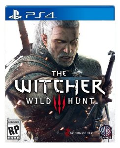 The Witcher 3 para ps4 - Mídia Digital