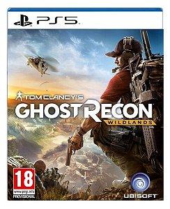 Tom Clancy's Ghost Recon Wildlands para ps5 - Mídia Digital