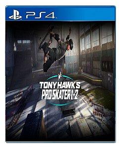Tony Hawk's™ Pro Skater™ 1 + 2 para PS4 - Mídia Digital