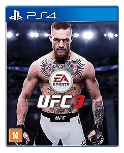Ufc 3 para PS4 - Mídia Digital