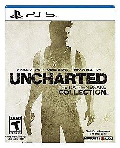 Uncharted The Nathan Drake Collection para ps5 - Mídia Digital