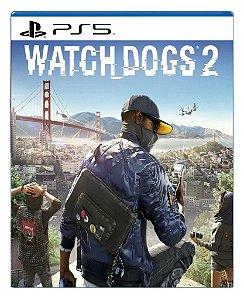 Watch Dogs 2 para ps5 - Mídia Digital