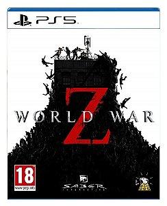 World War Z para ps5 - Mídia Digital