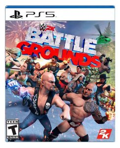 WWE 2K Battlegroundspara PS5 - Mídia Digital
