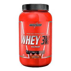 Whey 3W (907g) - Integralmédica