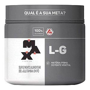 Glutamina (300g) - Max Titanium
