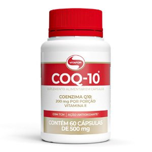 Coenzima COQ-10 (60 Cápsulas) - Vitafor