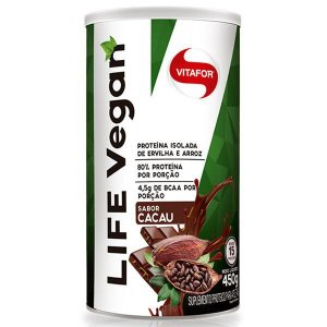 Whey Vegano Life Vegan (450g) - Vitafor