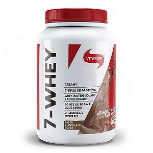 7 Whey Creamy (900g) - Vitafor