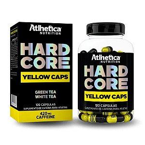 Hardcore Yellow (120 Cápsulas) - Atlhetica Nutrition