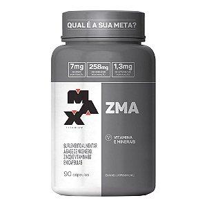 ZMA Max (90 Cápsulas) - Titanium
