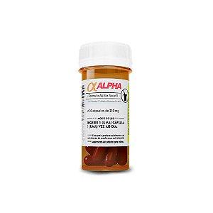 Alpha Axcell (30 Cápsulas) - Power Supplements