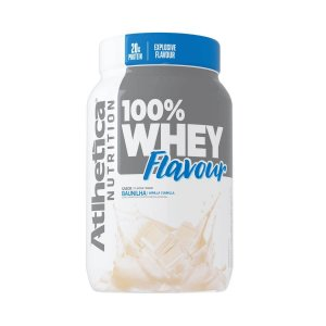 Whey 100% Flavour (907g) - Atlhetica Nutrition