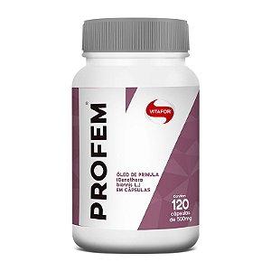 Profem (120 Cápsulas) - Vitafor