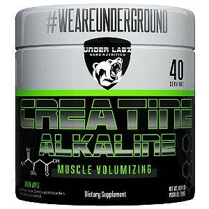 Creatine Alkaline Creapure (200g) - Under Labz