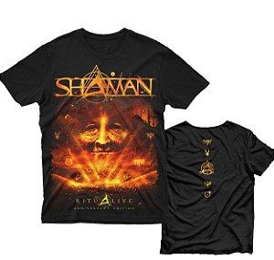 [Pré-Venda] - Camiseta - Ritualive 18th Anniversary