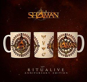 Caneca - Shaman - Ritualive 18th Anniversary Edition
