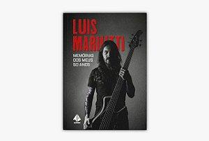 Livro LUIS MARIUTTI - Memórias dos meus 50 anos