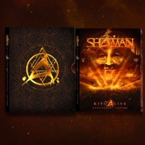 Ritualive - 18th Anniversary Edition - CD + DVD