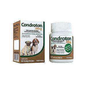 Regenerador Articular  Condroton - 60 Comprimidos